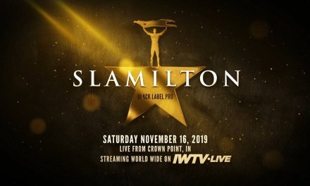 Black Label Pro Slamilton 2 (November 16, 2019)