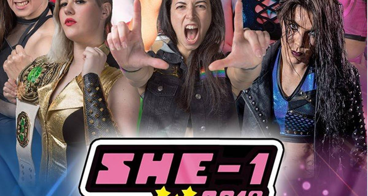 Pro Wrestling EVE SHE-1 Series 2019 – Show Three (November 10, 2019)