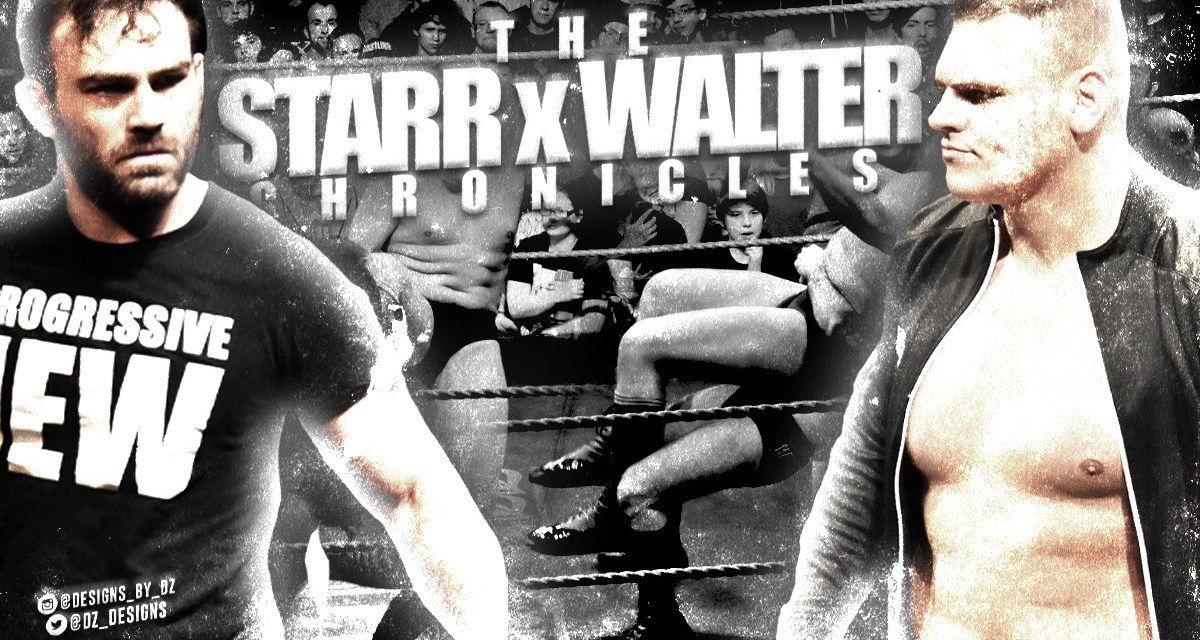The David Starr x WALTER Chronicles – Match Twenty-One: Oberhausen