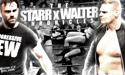 The David Starr x WALTER Chronicles – Match Three: Oberhausen, 16 Carat Gold 2016