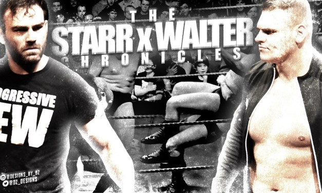 The David Starr x WALTER Chronicles – Match Seven: Oberhausen