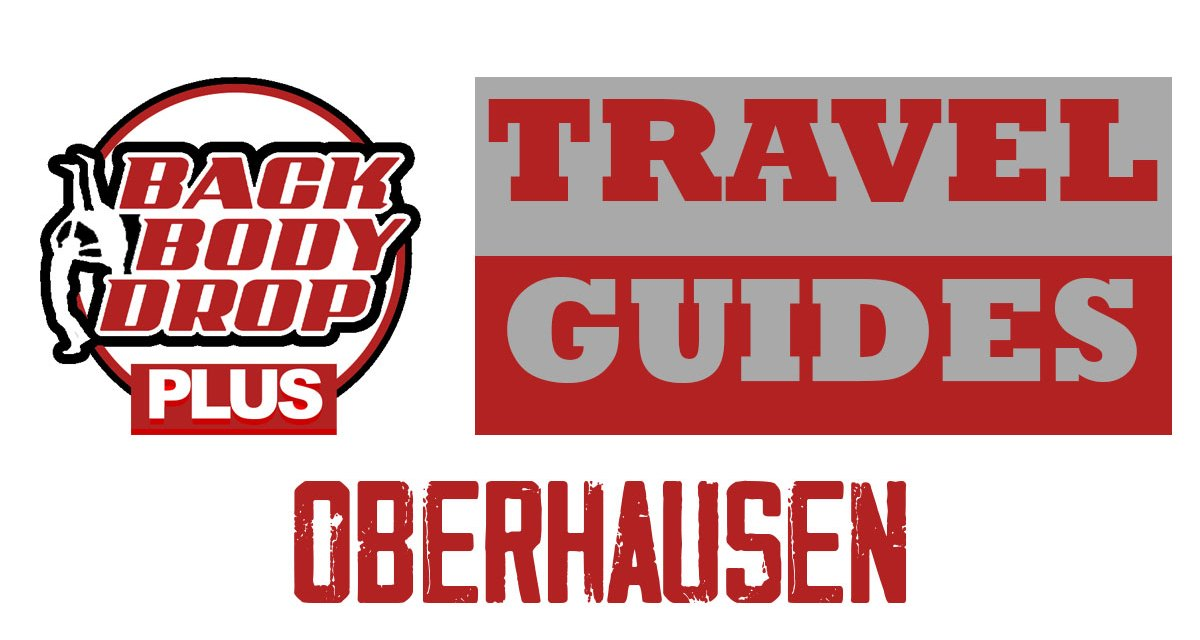 Graps Travel Guides: Turbinenhalle, Oberhausen