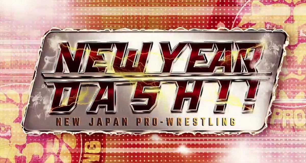 NJPW New Year Dash!! (January 06, 2020)