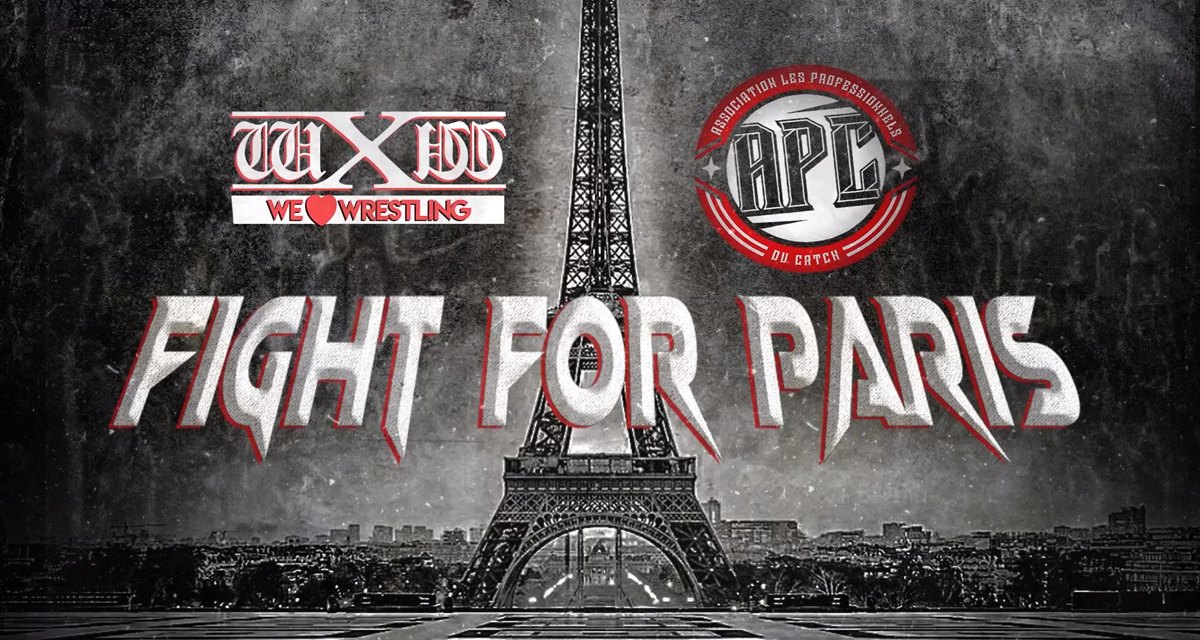 wXw x APC Fight For Paris – Night Two (January 12, 2020)