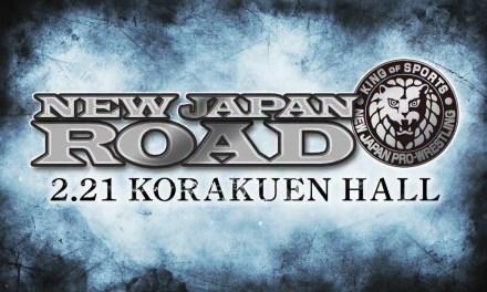 NJPW New Japan Road 2020 – Night Two (February 21, 2020)