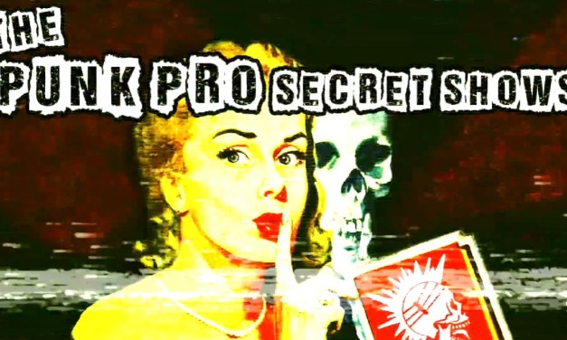 Punk Pro Wrestling Secret Show E10