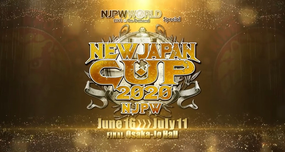 NJPW New Japan Cup 2020 – Night Three (June 22, 2020)