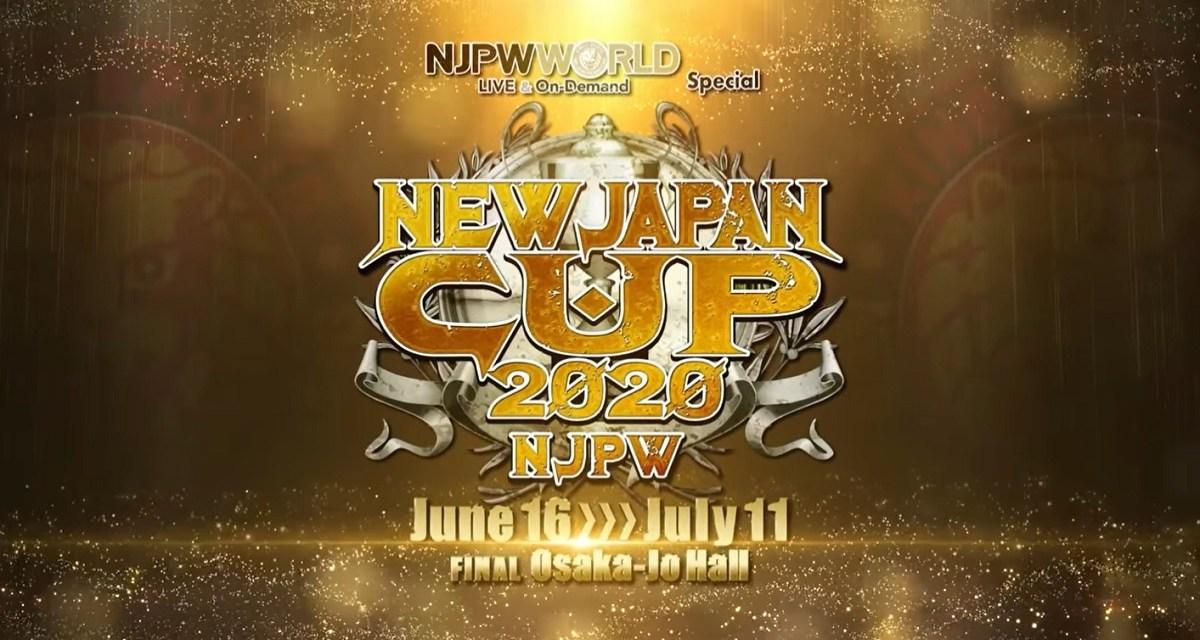 NJPW New Japan Cup 2020 – Night Five (June 24, 2020)