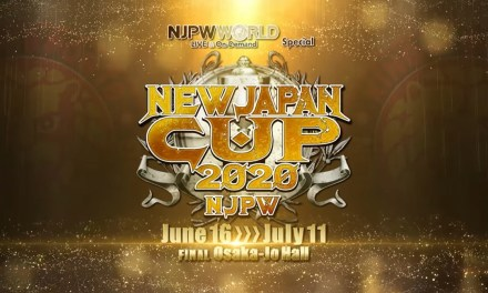 NJPW New Japan Cup 2020 – Night Five (June 24, 2020)