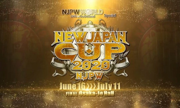 NJPW New Japan Cup 2020 – Night Seven (July 02, 2020)