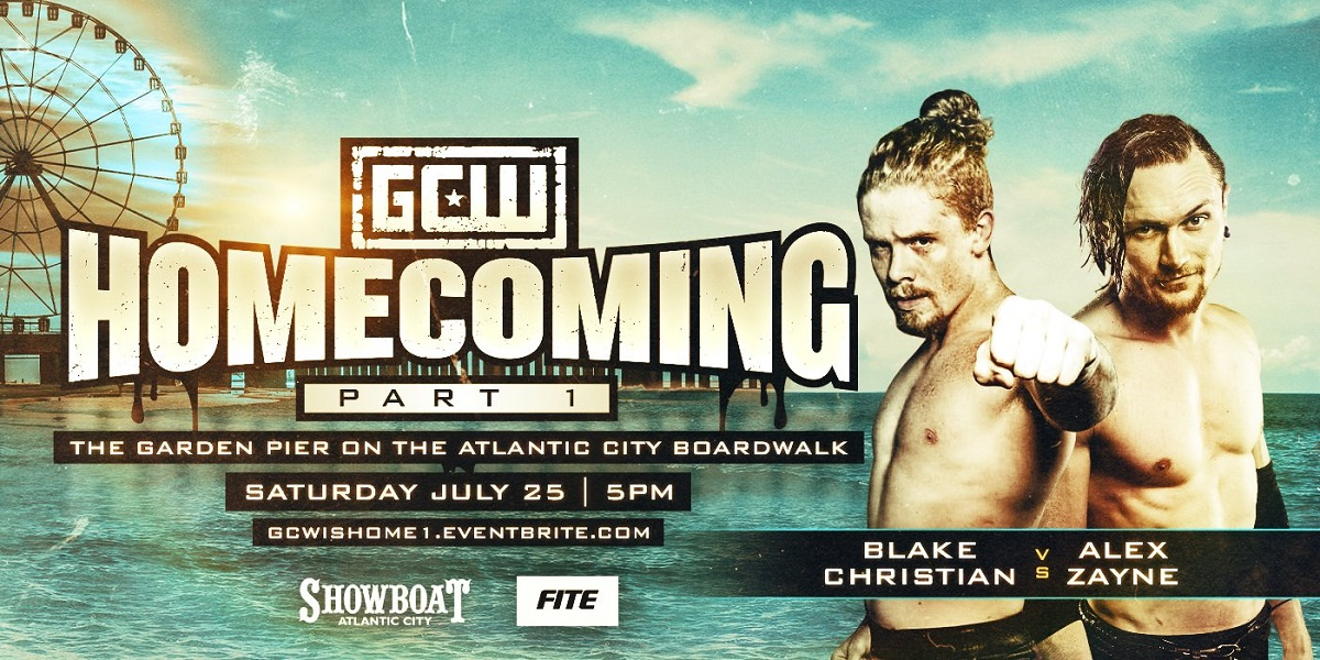 Match Review: Blake Christian vs. Alex Zayne (GCW Homecoming Part 1) (July 25, 2020)