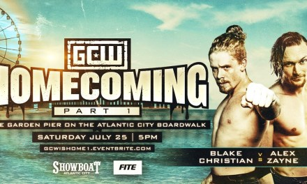 Match Review: Blake Christian vs. Alex Zayne (GCW Homecoming Part 1) (July 25, 2020)