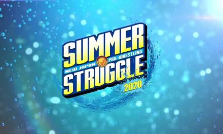 NJPW Summer Struggle 2020 – Night Four (July 31, 2020)