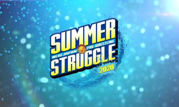 NJPW Summer Struggle 2020 – Night Five (August 06, 2020)
