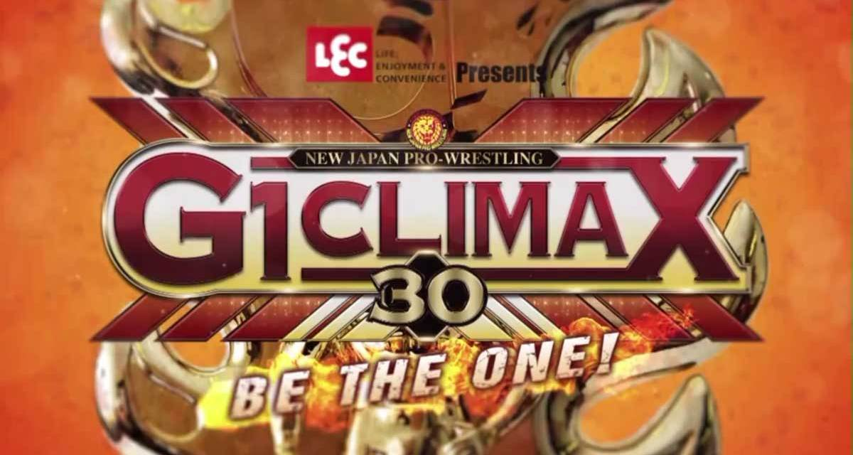 NJPW G1 Climax 30 – Night Eleven (Block A) (October 07, 2020)