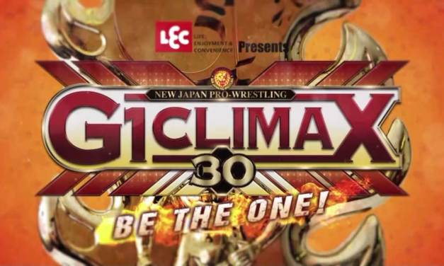 NJPW G1 Climax 30 – Night Eighteen (Block B Finals) (October 17, 2020)