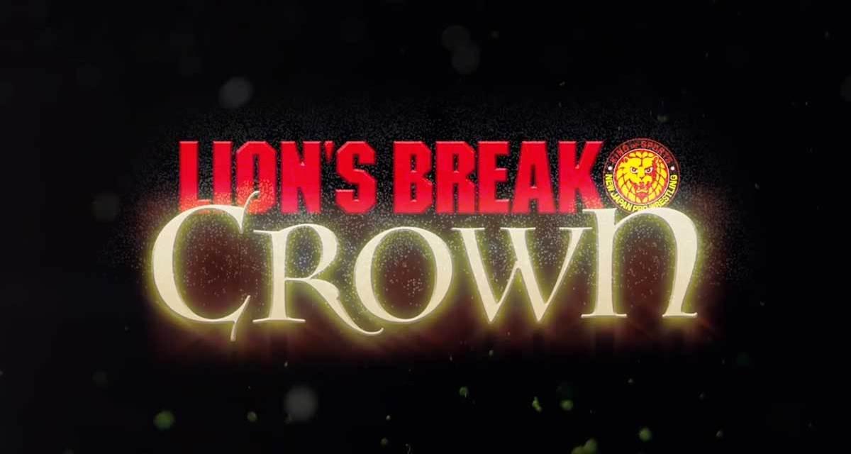 NJPW Strong E10 – Lion's Break Crown (October 10, 2020)