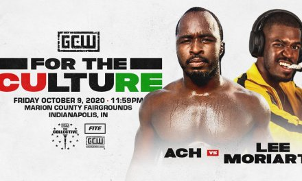 GCW For The Culture (October 09, 2020)