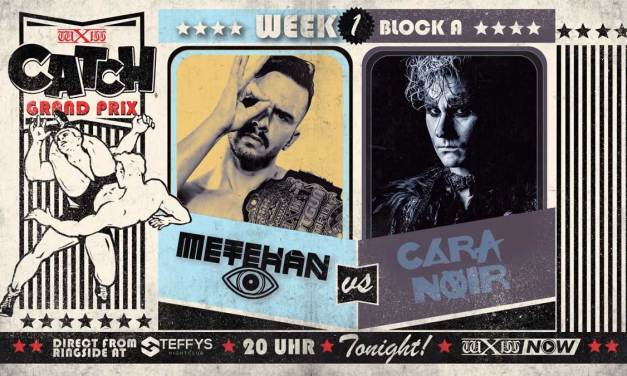 wXw Catch Grand Prix Match Review: Metehan vs. Cara Noir (October 26, 2020)