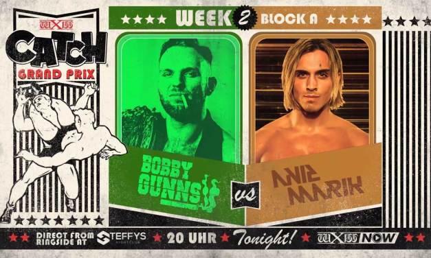 wXw Catch Grand Prix Match Review: Anil Marik vs. Bobby Gunns (November 03, 2020)