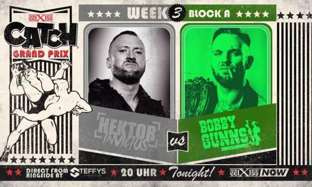 wXw Catch Grand Prix Match Review: Hektor Invictus vs. Bobby Gunns (November 09, 2020)