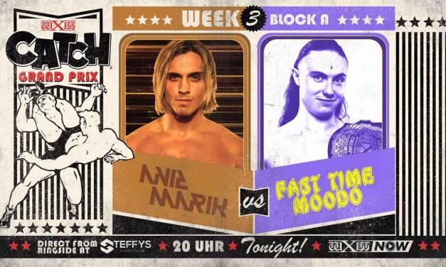wXw Catch Grand Prix Match Review: Anil Marik vs. Fast Time Moodo (November 10, 2020)