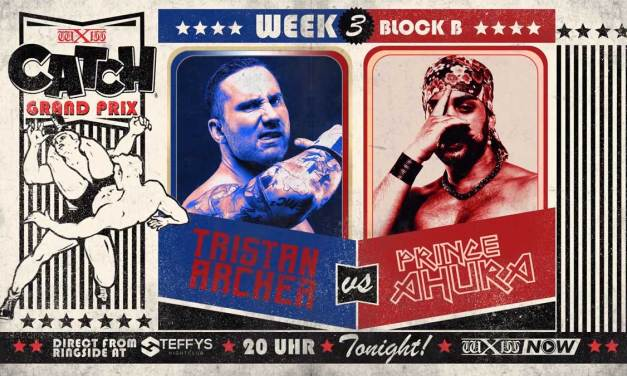 wXw Catch Grand Prix Match Review: Prince Ahura vs. Tristan Archer (November 14, 2020)