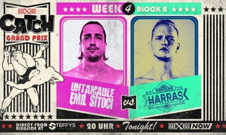 wXw Catch Grand Prix Match Review: Norman Harras vs. Emil Sitoci (November 21, 2020)