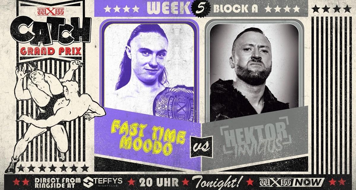 wXw Catch Grand Prix Match Review: Hektor Invictus vs. Fast Time Moodo (November 24, 2020)