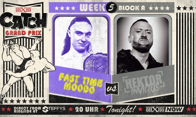 wXw Catch Grand Prix Match Review: Hektor Invictus vs. Fast Time Moodo (November 24, 2020)