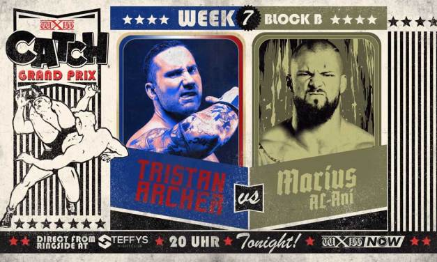 wXw Catch Grand Prix Match Review: Marius al-Ani vs. Tristan Archer (December 12, 2020)