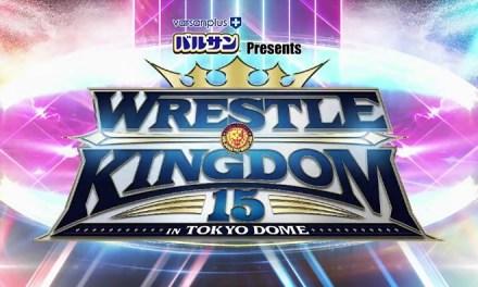 NJPW WrestleKingdom 15 – Night Two (January 05, 2021)