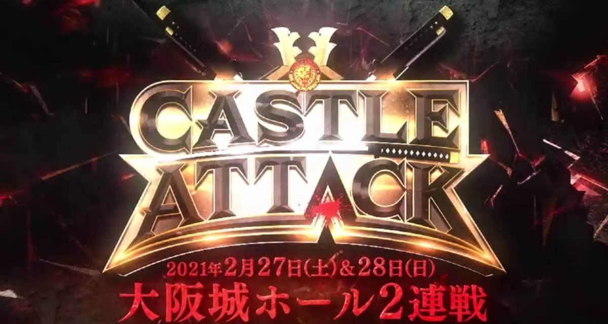NJPW Castle Attack – Night Two (February 28, 2021)