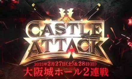 NJPW Castle Attack – Night One (February 27, 2021)