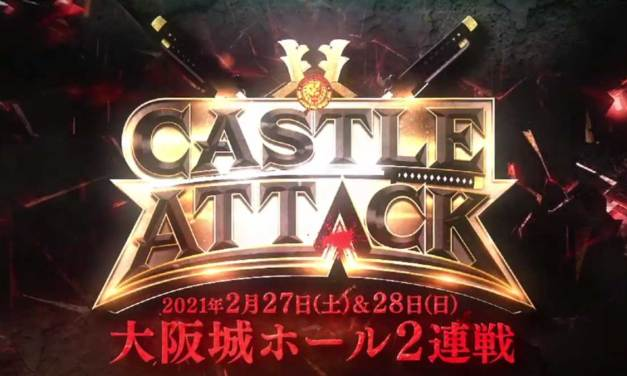 NJPW Castle Attack – Night Two (February 28, 2021)