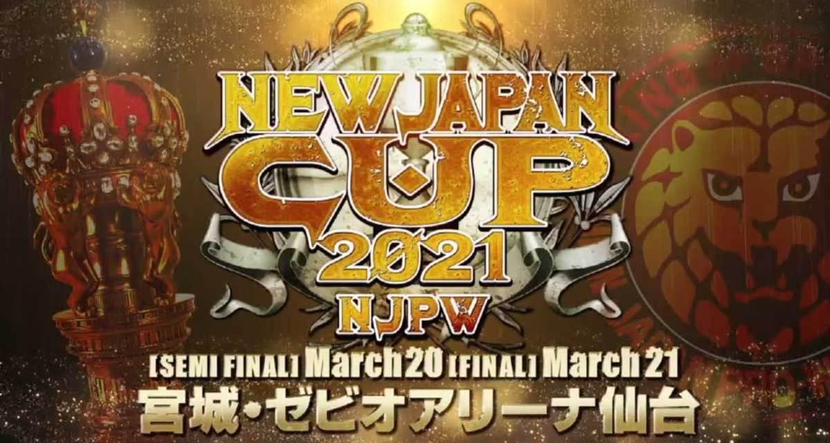 NJPW New Japan Cup 2021 – Night Thirteen (Finals) (March 21, 2021)