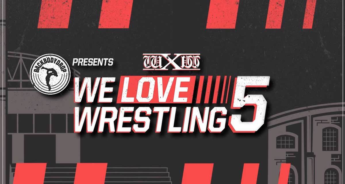 wXw We Love Wrestling #5 (March 19, 2021)