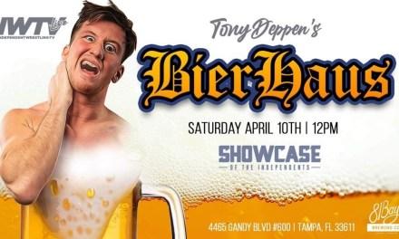 Tony Deppen's Bier Haus (April 10, 2021)