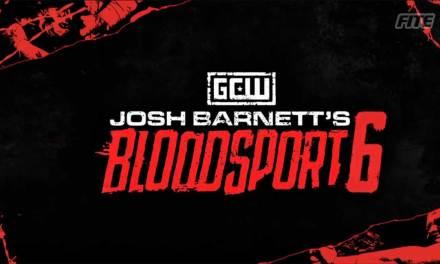 GCW Josh Barnett's Bloodsport 6 (April 08, 2021)