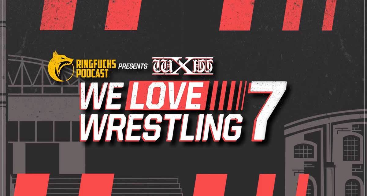 wXw We Love Wrestling #7 (April 02, 2021)