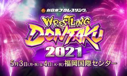 NJPW Wrestling Dontaku 2021 – Night One (May 03, 2021)