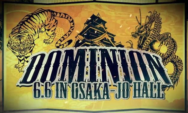 NJPW Dominion 6.6 in Osaka-Jo Hall (June 07, 2021)