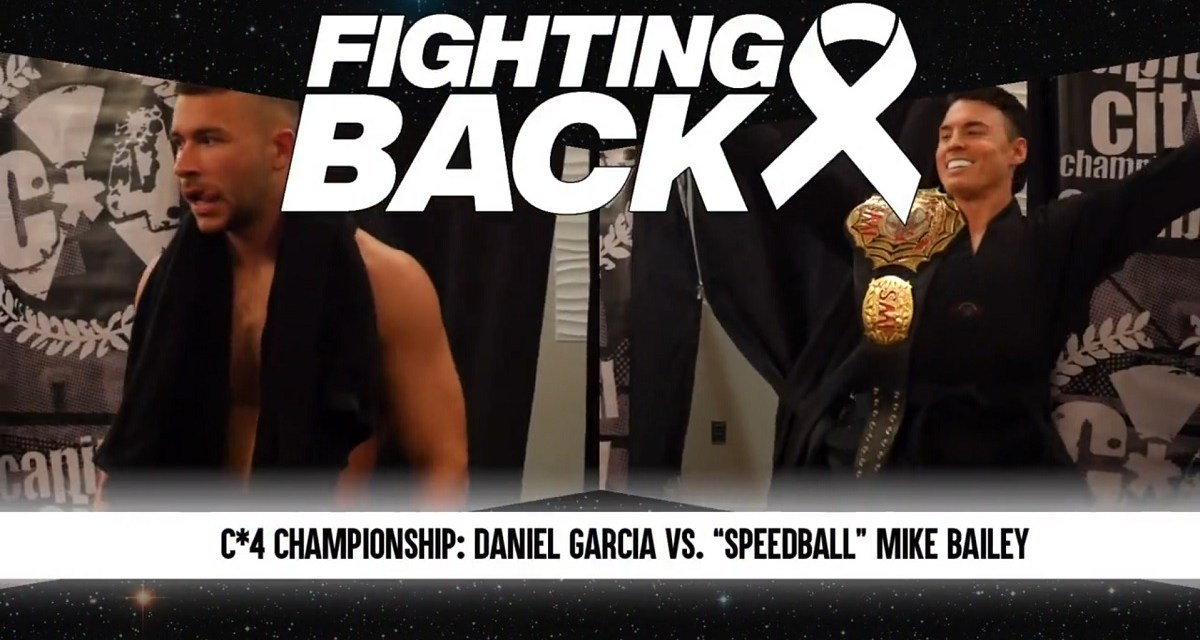 Match Review: Mike Bailey vs. Daniel Garcia (C4 – Fighting Back: Wrestling With Cancer – 10th Anniversary Celebration, September 11, 2021)
