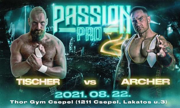 Passion Pro – Passion Pro 2 (August 22, 2021)