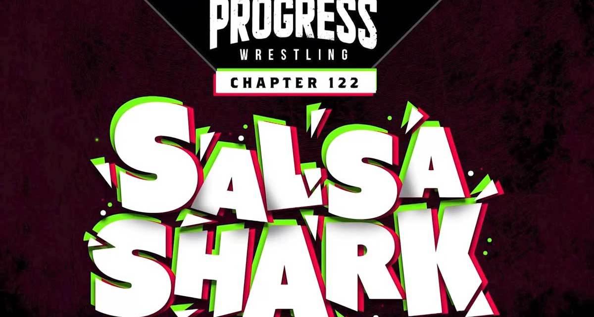 PROGRESS Chapter 122: Salsa Shark! (September 18, 2021)