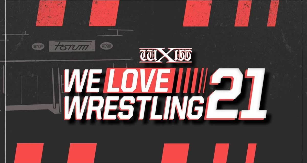 wXw We Love Wrestling #21 (August 14, 2021)