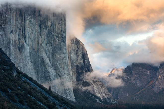 Storm at El Capitan