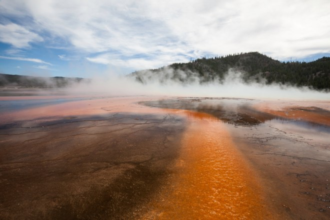 Grand Prismatic Yellowstone