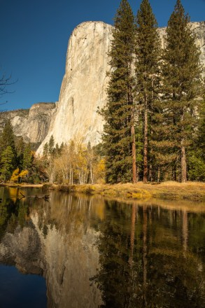 El Capitan in the Fall