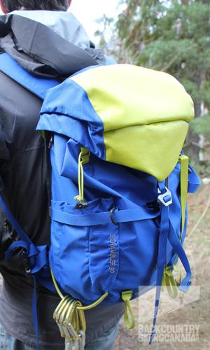 Mountain Hardwear Scrambler OutDry Pack Review